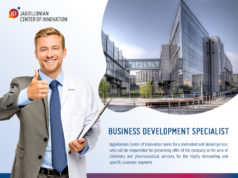 Business Development Specialist