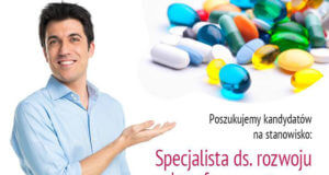 Development specialist - pharmaceutical sector